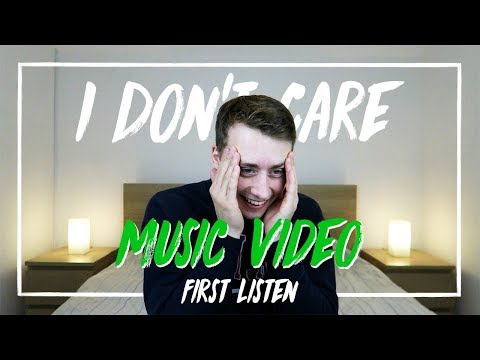 Ed Sheeran & Justin Bieber | I Don't Care - Music Video (First Look)