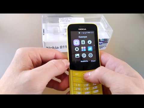 Nokia 8110 4G - месяц использования, косяки и бока в студию!!! 4k