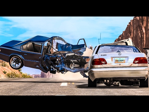 SLO-MO IMPACTS #1 - BeamNG Drive