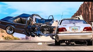 SLO-MO IMPACTS #1 - BeamNG Drive