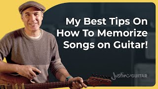My Best Tips On How to Memorize Songs on Guitar