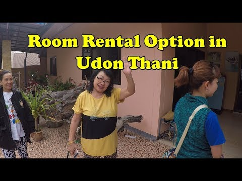 Room for rent in Udon. (Option)