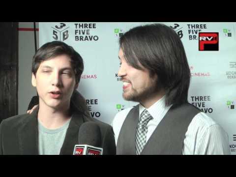 Julian Ong & Samuel Kim interview at the Jin Premiere