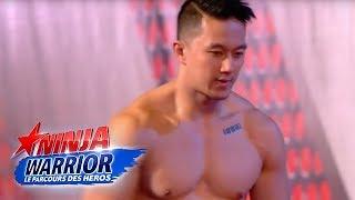 Le parcours Ninja Warrior de Thevada Dek, champion de Kung-Fu et cascadeur