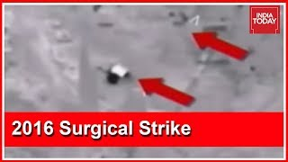 Modi Govt Releases Videos Of Surgical Strike Ahead Of its 2nd Anniversary | 5ive Live