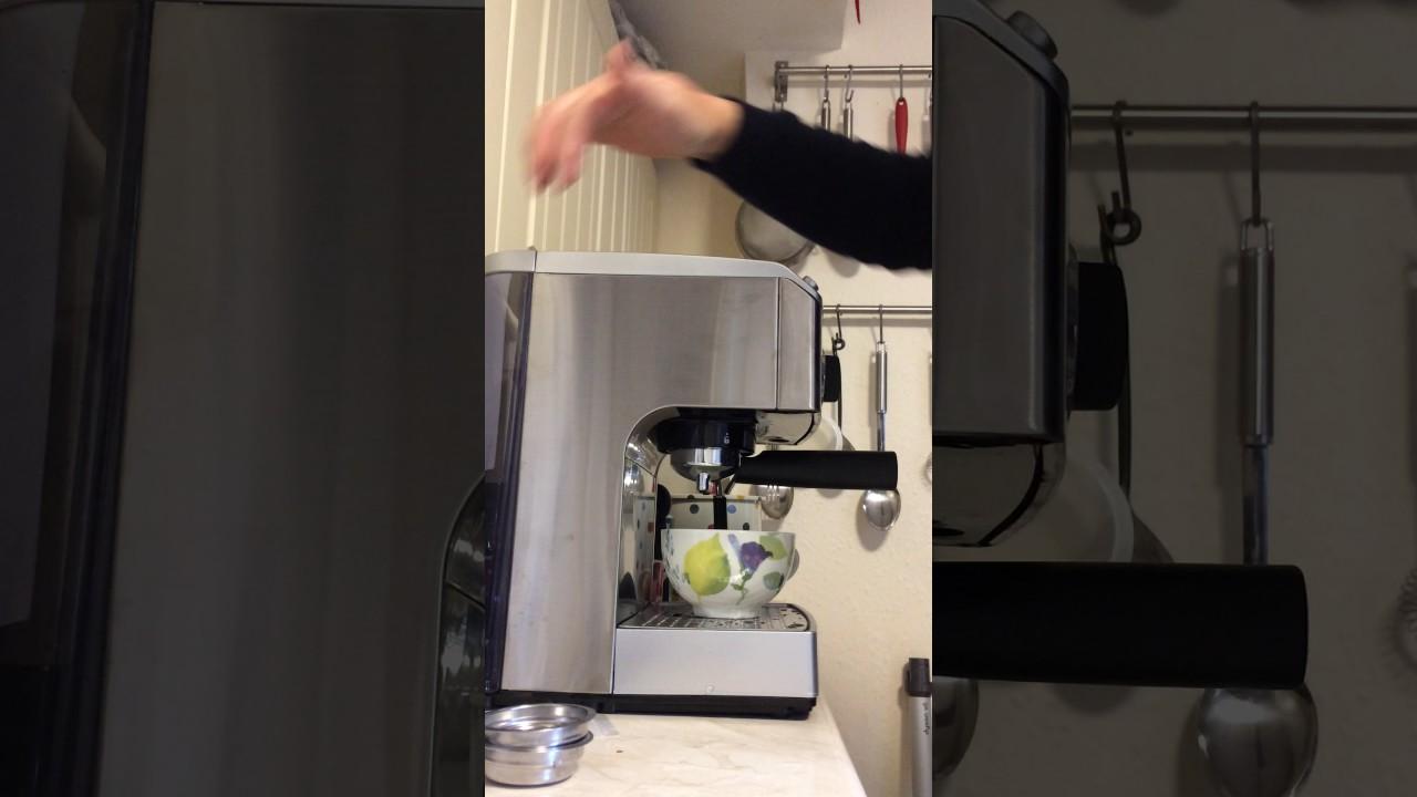 Andrew James Espresso Coffee Maker Youtube