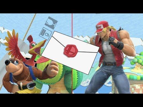 Your Smash Bros Dream Character (DLC)