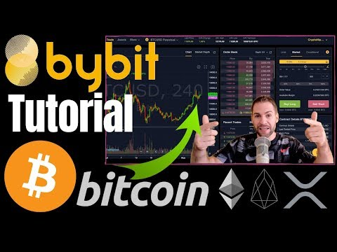 ByBit Tutorial | How To Long Or Short Bitcoin (BTC) | Setup A STOP LOSS | Exchange [REVIEW]!