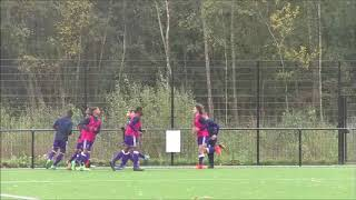 Andonline U16 Charleroi - Anderlecht Warming-up