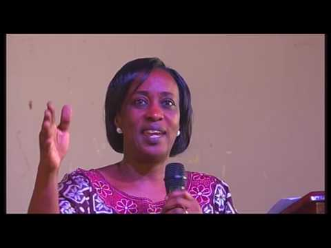 Dr. Ruth Senyonyi | Sunday, 30th April 2017 | Uganda Christian University.