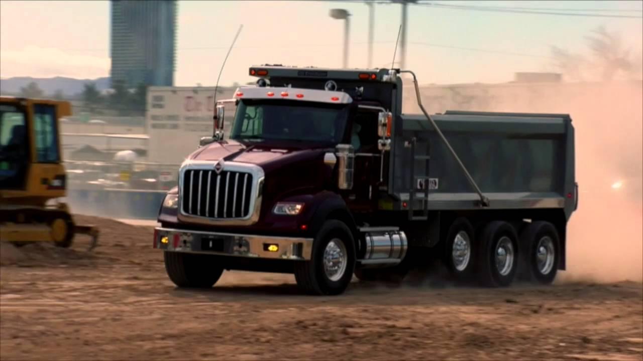 New & Used International Truck Dealer Michigan
