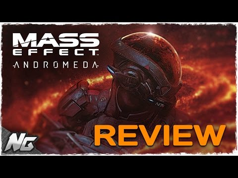 La polemica de MASS EFFECT ANDROMEDA - Analisis review español