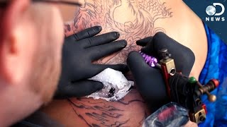 Why Tattoos Are So Hard To Remove