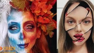 Хэллоуин в Диснейленде. Блюда для праздника. Крутой макияж для Хэллоуина.