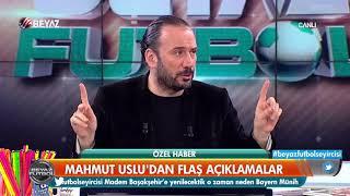 (..) Beyaz Futbol 18 Mart 2018 Kısım 2/3 - Beyaz TV