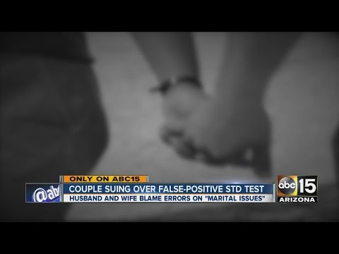 Couple Suing Over False