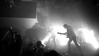Refused - The shape of punk to come / Refused party program live @ Debaser 2012-03-30 (1080p)