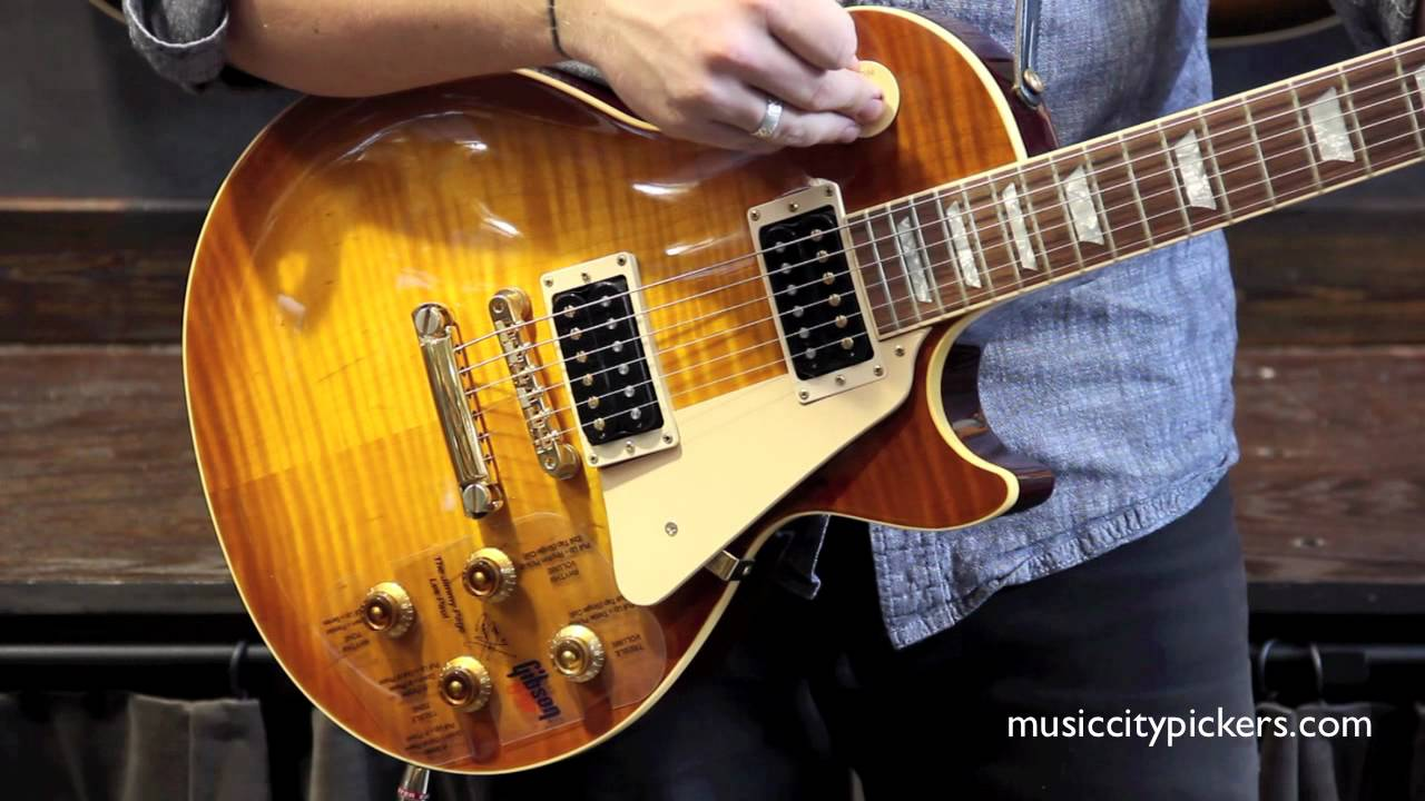 Jimmy Page Les Paul : 1996 jimmy page gibson les paul electric guitar youtube ~ Hamham.info Haus und Dekorationen