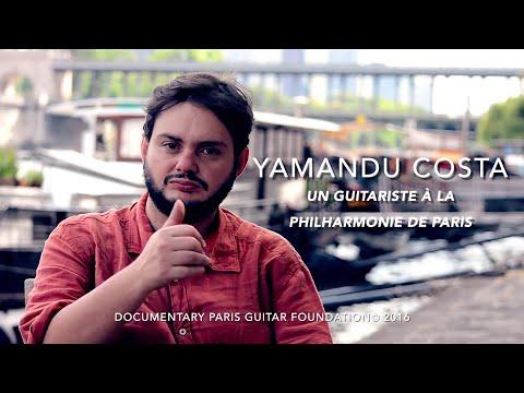 "PGF Documentary - Yamandu Costa ""Un Guitariste à la Philharmonie de Paris"""