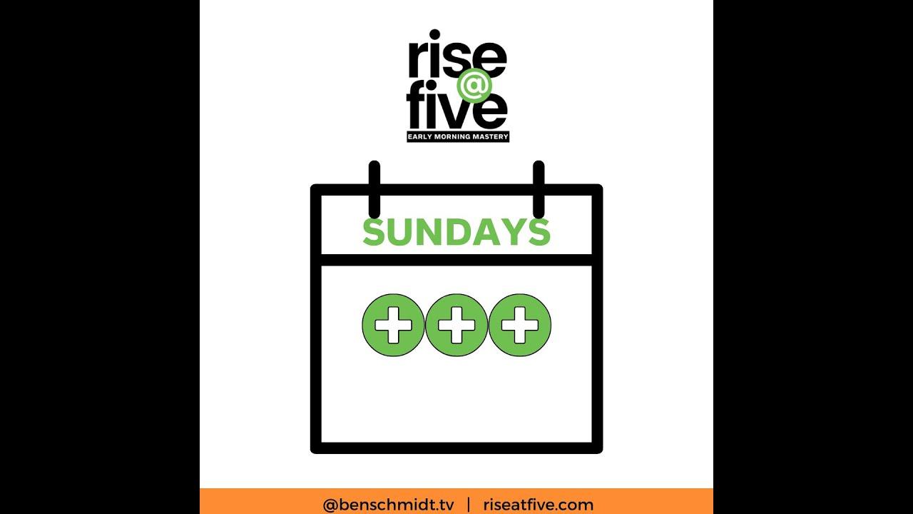 Wanna add 11 more Sundays a year??