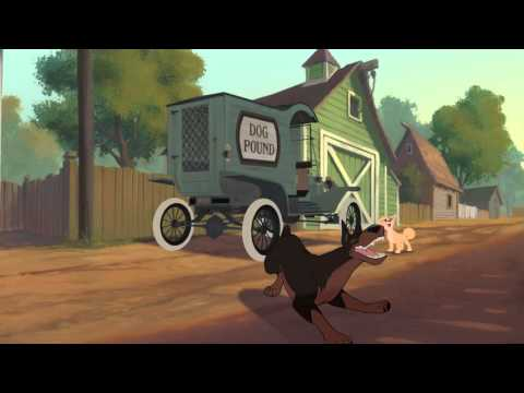 Lady and The Tramp 2 - Scamp meets Street Dogs [HD]