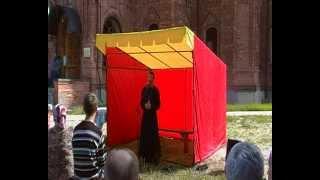 Встреча со священником Николаем Блохиным, часть 1