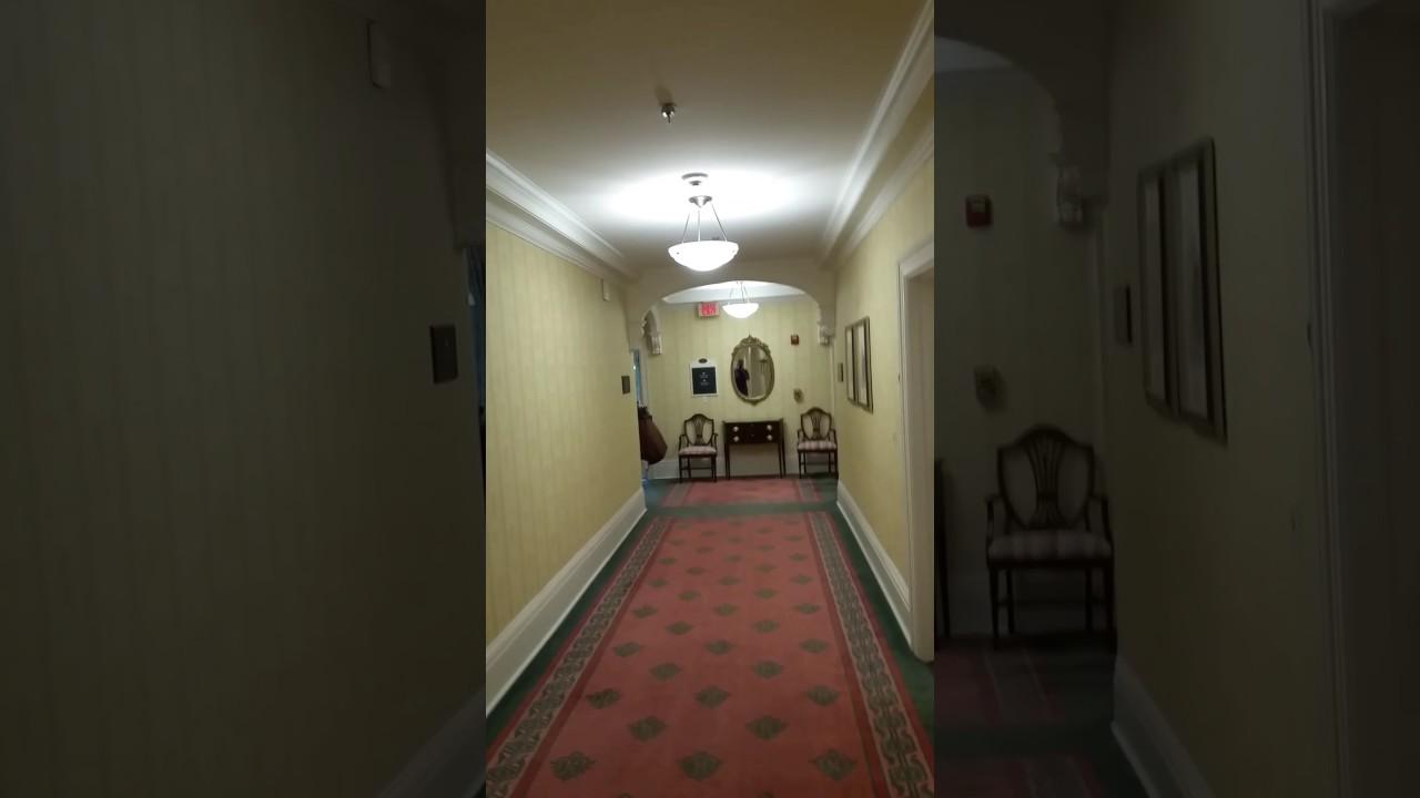 Bride Ghost From 1900 Omni Homestead Resort Hot Springs Va Youtube