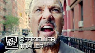 BIRDMAN oder (Die unverhoffte Macht der Ahnungslosigkeit) | Offizieller Trailer #2 | Deutsch HD