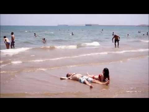 Valencia City Beach