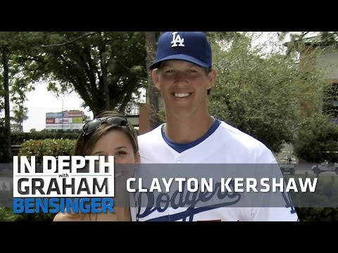 Clayton Kershaw: Embarrassing prank pulled on me