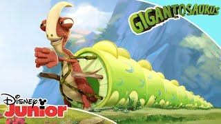 ? Giganto Power   Gigantosaurus   Disney Junior UK