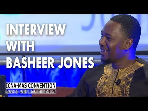 Interview with Basheer Jones, First Muslim Councilman in Cleveland | ICNA-MAS Convention 2018