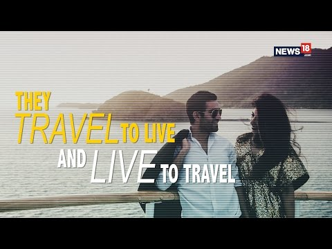 Savi And Vid Quit Their Jobs To Take Up Travelling For A Living