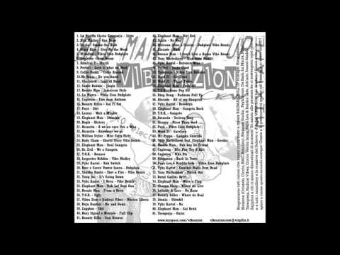 BAD MAN PULL UP MIXTAPE - VIBRAZION CREW (Viko Selecta & Lu Pisellu)