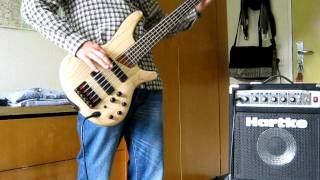 Korn-Freak on a Leash (Bass Cover)