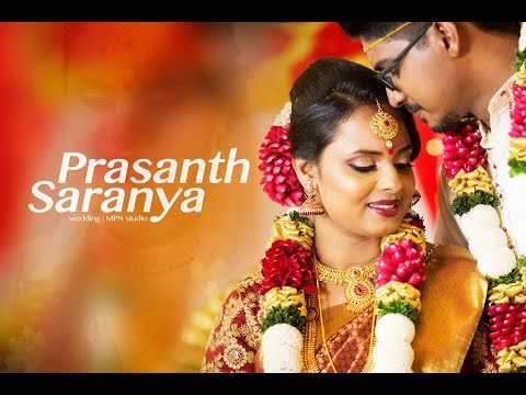 Malaysian Indian Wedding Highlights of Prasanth and Saranya by MPN studio