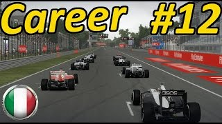 F1 2014 Modded Career Mode Part 12: Monza, Italy