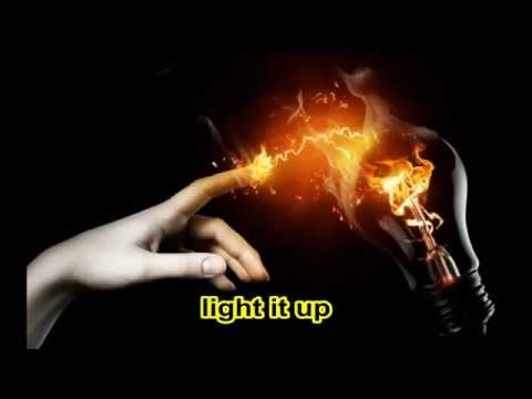 light it up  Esto es eso  Lyrics Adw