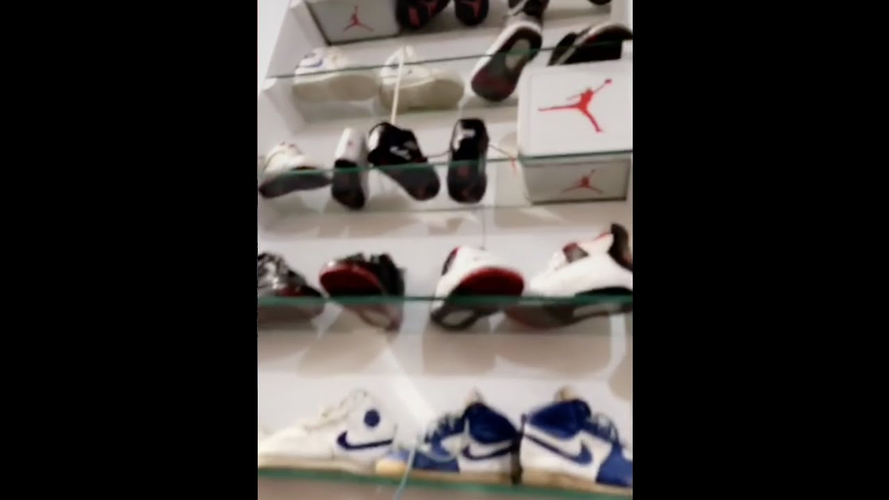 DJ KHALED SHOWS OFF HIS 2 MONTH OLDS CRAZY SHOE COLLECTION MORE SNAPCHAT