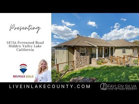 Hidden Valley Lake, California Real Estate Home For Sale   Lake County, California Real Estate