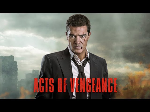 Acts of Vengeance (2017) Official Trailer
