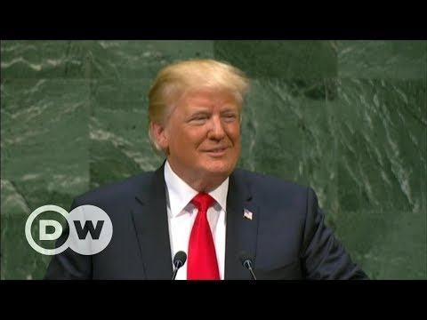 Trump addresses UN General Assembly in New York  DW English