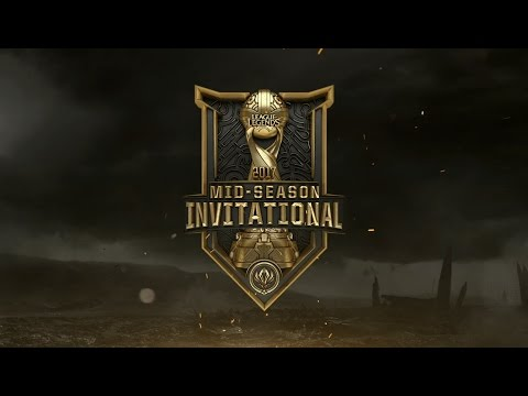2017 Mid-Season Invitational Play-In Draw Show | MSI 2017 Play-In Groups A and B announced