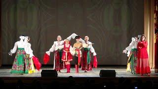 Дарья Шпарук и Бригантина - Ой цветёт калина (концерт РОССИЯ в моём сердце. Севастополь 15.03.2020)