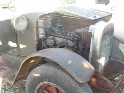 Camion International  1929