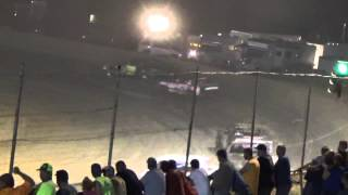 Boothill speedway factory stock King of the hill A feature marcus cuadle takes the win
