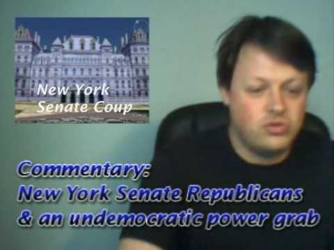 Viewpoint - New York Senate Coup