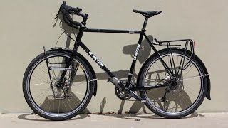 My New Touring Bicycle!!! - EP. #79