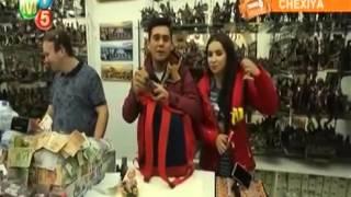 Shahzoda Muhammedova va Akbarxo'ja Evropa buylab sayohat YANGI UZBEK VIDEO 2015