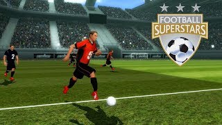 Football Superstars PC Online game (Division 1) stream play!